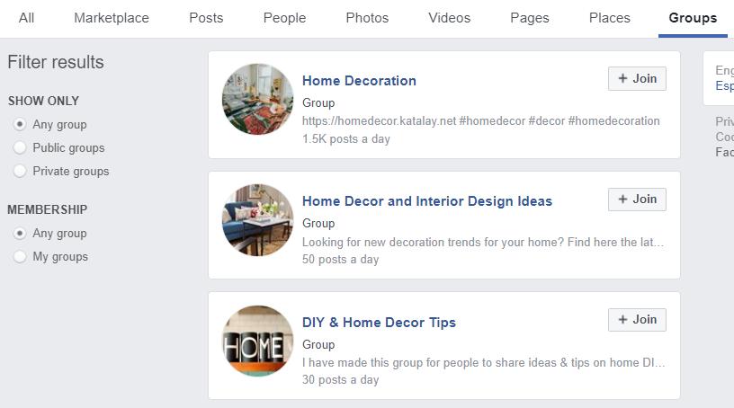 FB home design